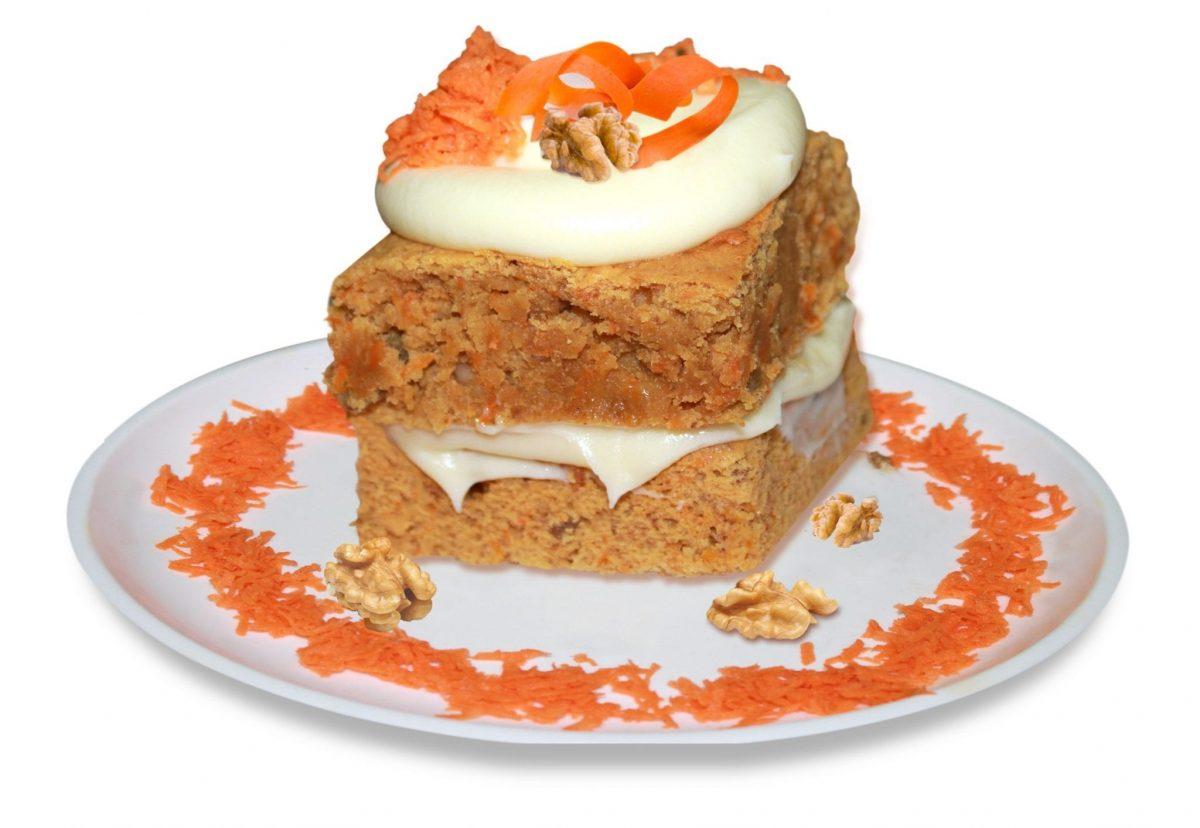 nutriplus carrot cake