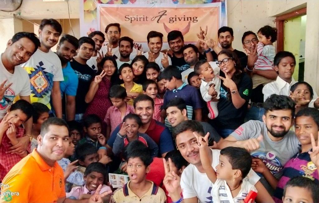 QNET India entrepreneurs celebrate Diwali with underprivileged children