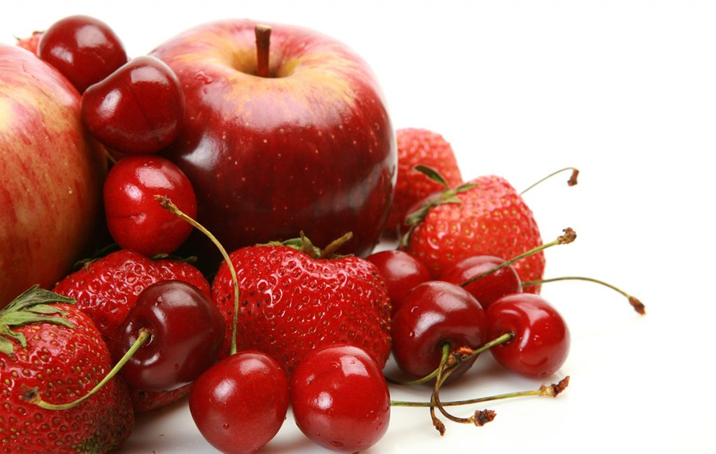 High-fibre foods: Fruits