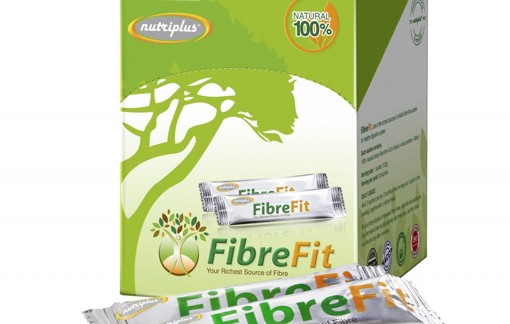 High-fibre foods: Nutriplus Fiber Fit