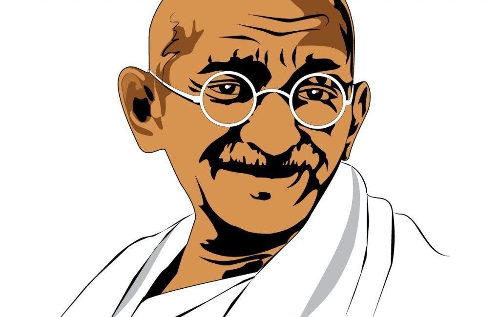 Mahatma Gandhi's leadership technique is a perfect example of servant leadership.
