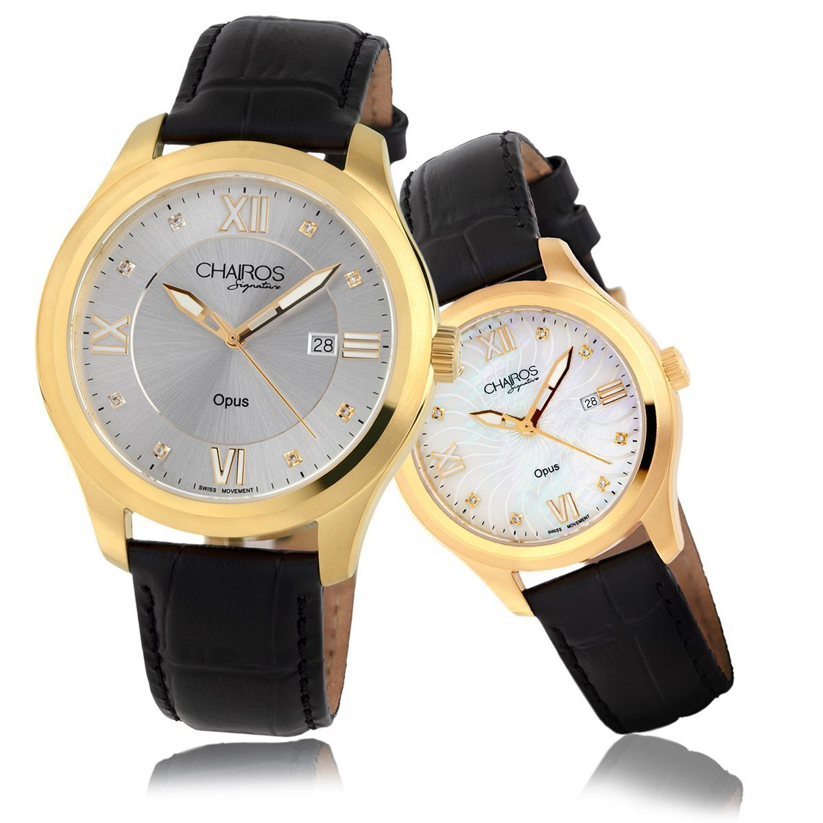 Chairos Opus part of Chairos watches