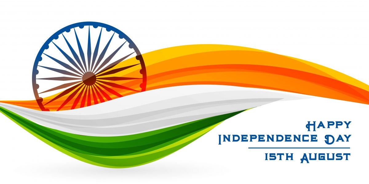 Independence Day: Representation of India's Flag