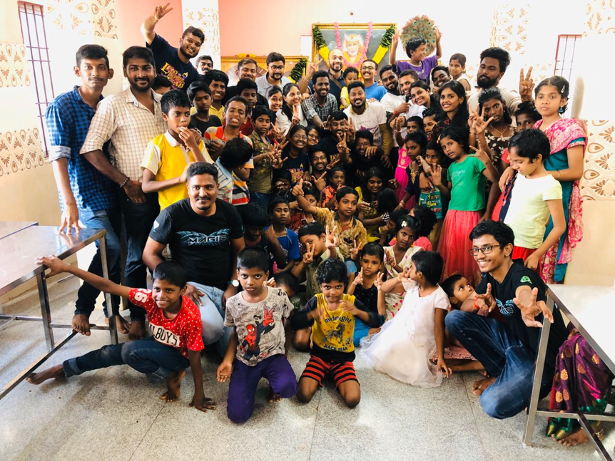 QNET India Spirit of Giving