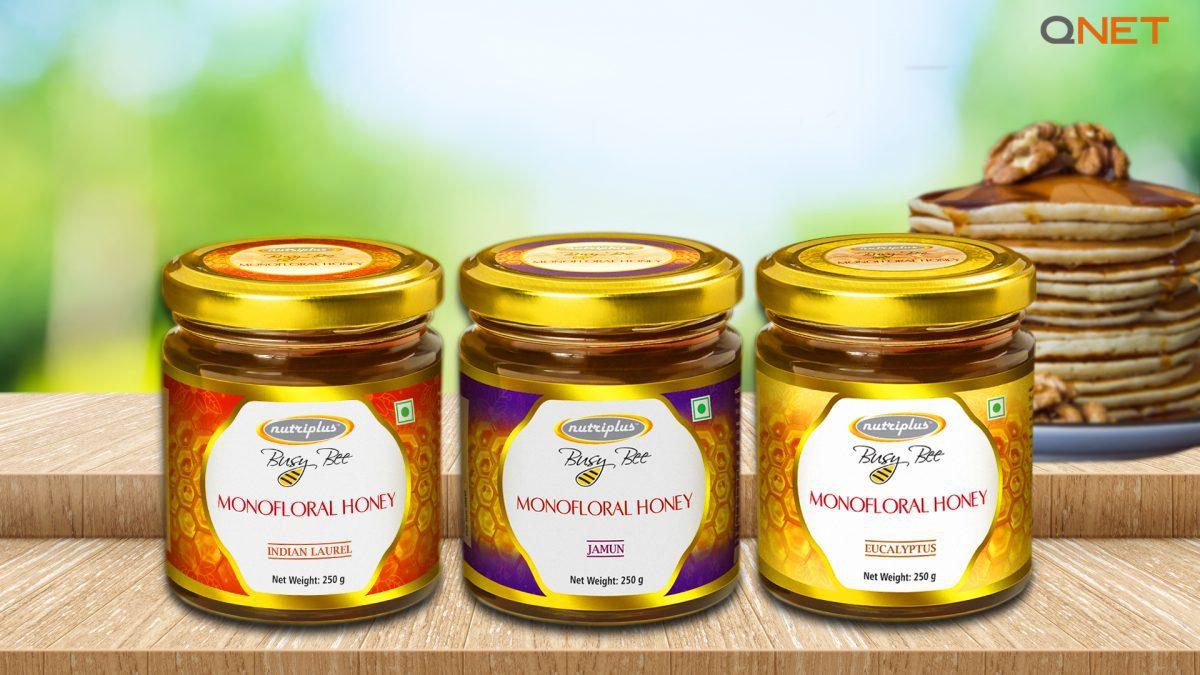 Nutriplus Busy Bee Monofloral Honey
