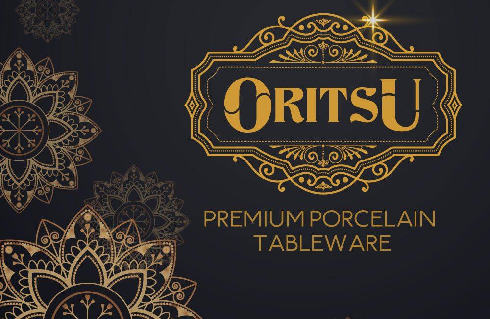 Oritsu premium dinnerware