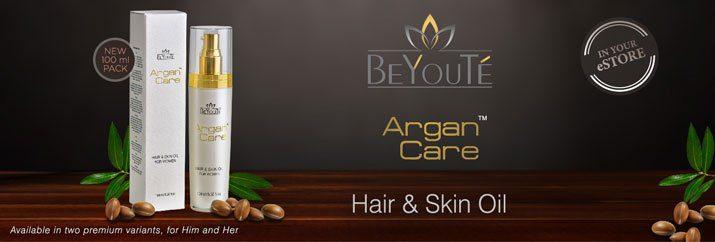 QNET BeYouTé Argan Care