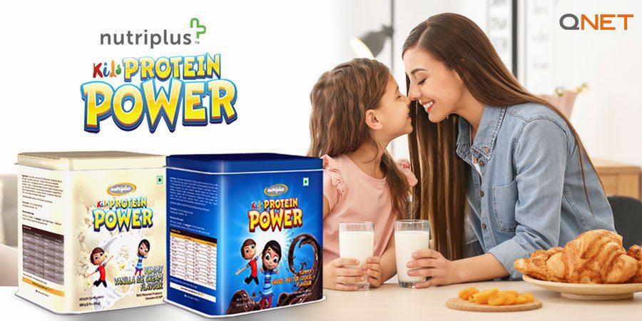 QNET Nutriplus Kids Protein Power