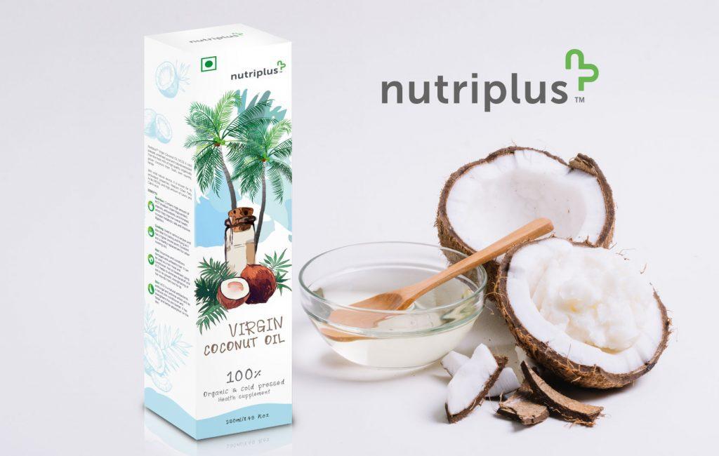 QNET Nutriplus Virgin Coconut Oil