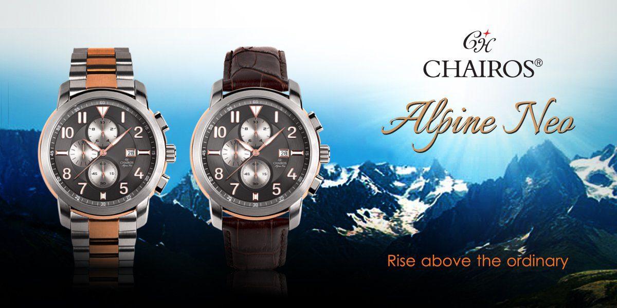 CHAIROS Alpine Neo
