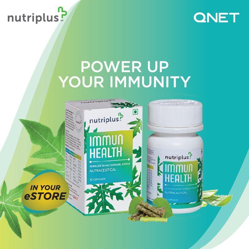 QNET Nutriplus Immun Health