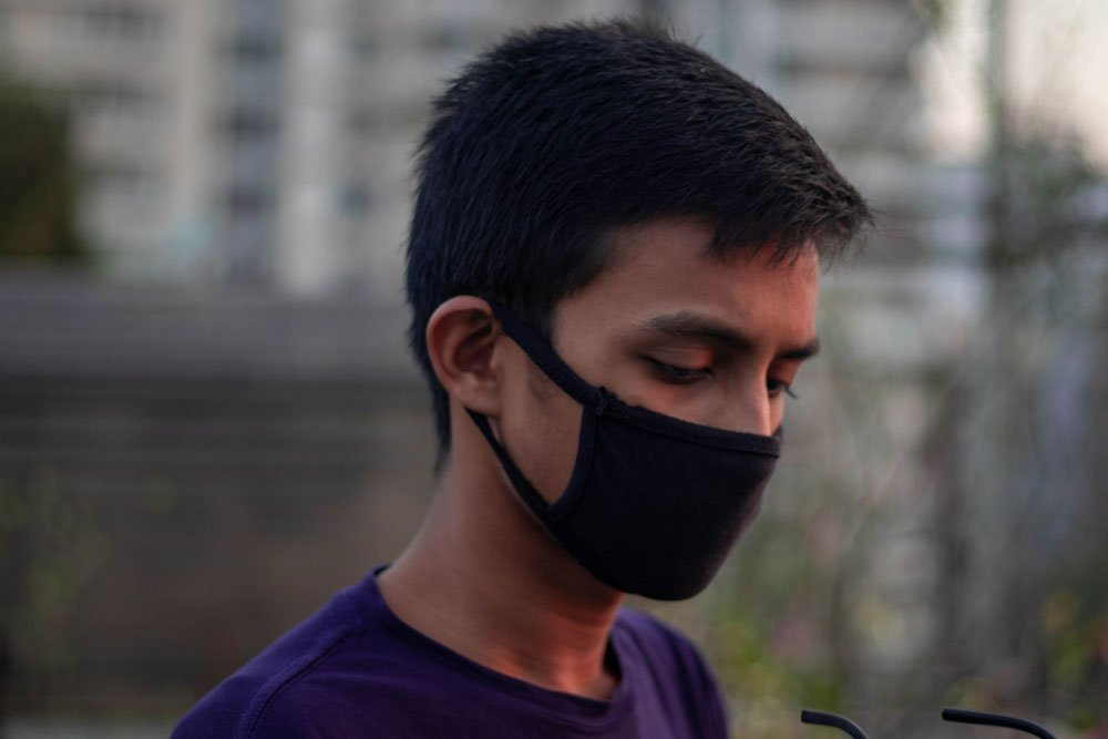 Rising air pollution in India