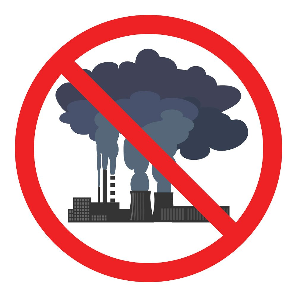 Minimise air pollution