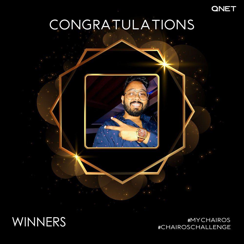 MyChairos Winner 3