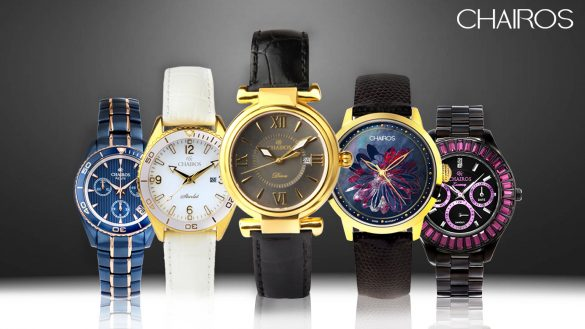Chairos Fasionable Women Watches