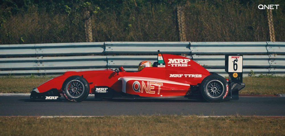 Chetan Korada QNET motorsports