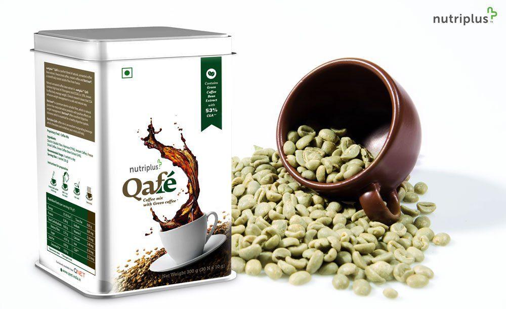 Nutriplus Green Qafé