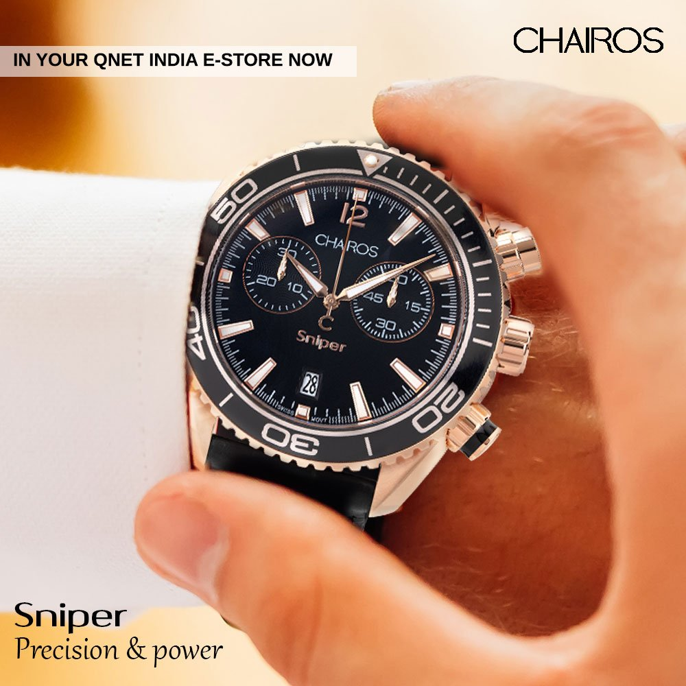 CHAIROS Sniper by QNET