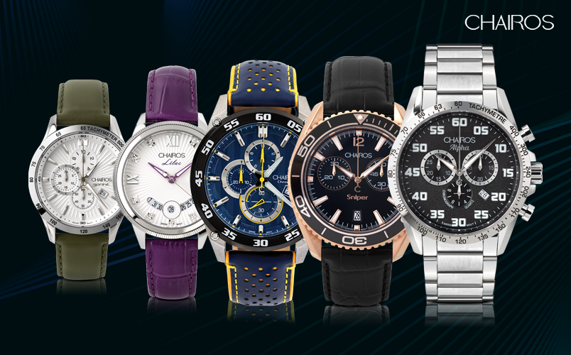 Top 15 CHAIROS Watch Models You Should Know About!