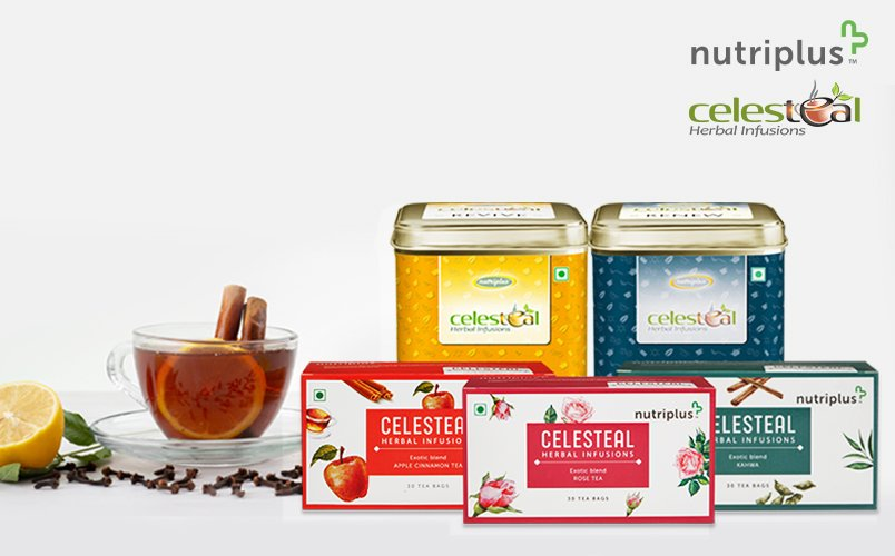 QNET Tea-Time Evenings With Nutriplus Celesteal