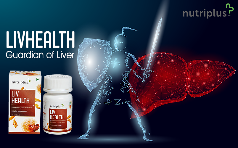 A guardian protecting the liver with anti-inflammatory properties of Nutriplus LivHealth to build immunity